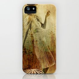 In Vogue iPhone Case