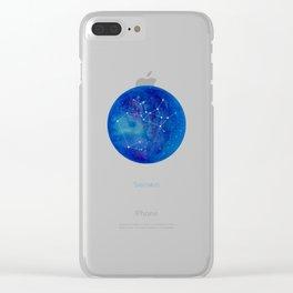 Constellation Sagittarius  Clear iPhone Case