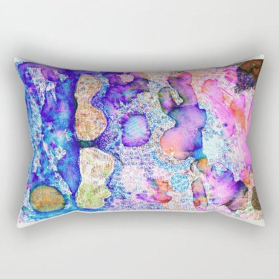 Cloud Formation Rectangular Pillow
