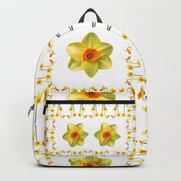 Daffodil Madness Backpack