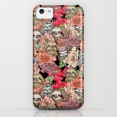 Because Sloths Slim Case iPhone 5c