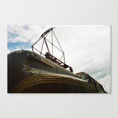 Rusting in Peace Canvas Print