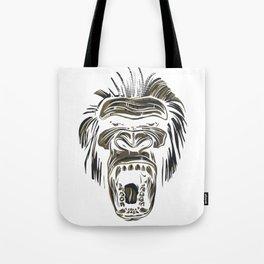 GORILLA KING KONG Tote Bag