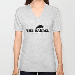 The Barrel Unisex V-Neck