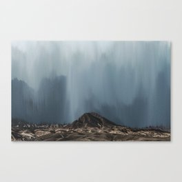 Abnormality (3 of 3) Canvas Print