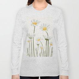 Summer Flowers III Long Sleeve T-shirt