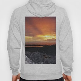 Sunset on the Rocks Hoody