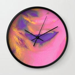 Linda Scott's Bubblegum Pop Wall Clock