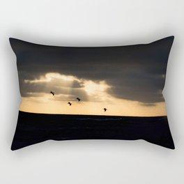 Taking Flight Rectangular Pillow