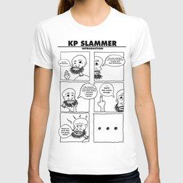 KP Slammer: Introduction T-shirt