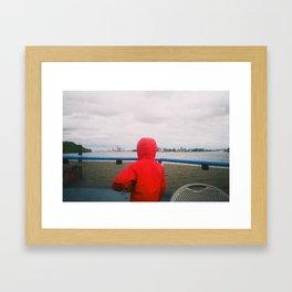 Small Sailorsman Framed Art Print