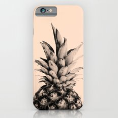 Pineapple on Pink Slim Case iPhone 6s
