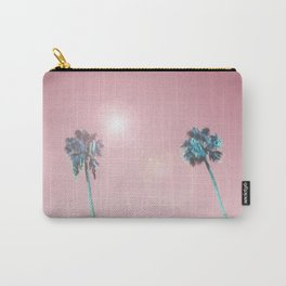 Pastelle Palms #summer vibes Carry-All Pouch