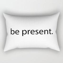 be present. Rectangular Pillow