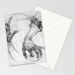 hand of life Stationery Cards
