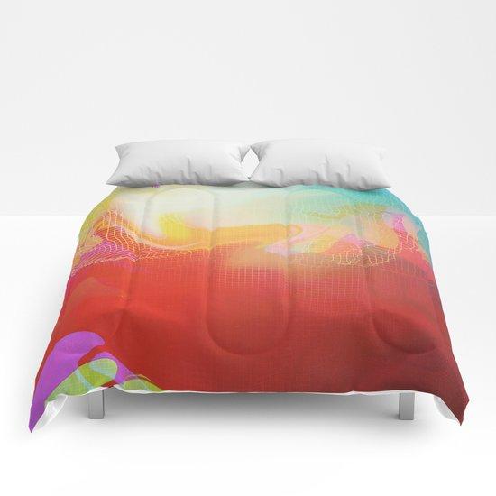 Glitch 30 Comforters