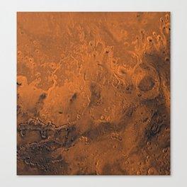 Chryse Planitia, Mars Canvas Print