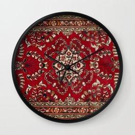 persian art carpet Wall Clock