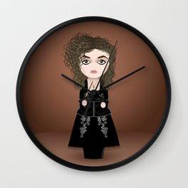 Kokeshi Bellatrix Wall Clock