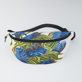 01 'Calm Collision' Series Fanny Pack