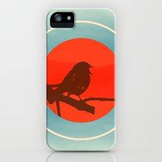 Bird Call Slim Case iPhone (5, 5s)