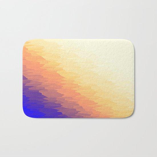 Bold Neutrals Texture Bath Mat