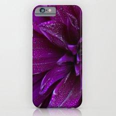 purple rain iPhone 6s Slim Case