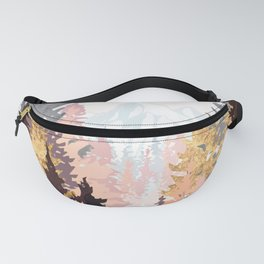 Wine Forest Fanny Pack