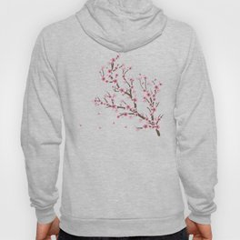 Cherry Blossom Branch Hoody