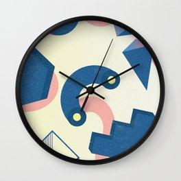 Lilium candidum #3 Wall Clock