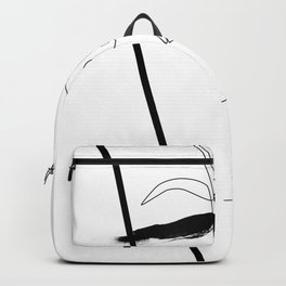 Blindly beautiful Backpack