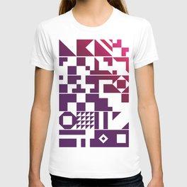 Digital Inkblot T-shirt