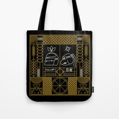 Manhattan Showdown  Tote Bag