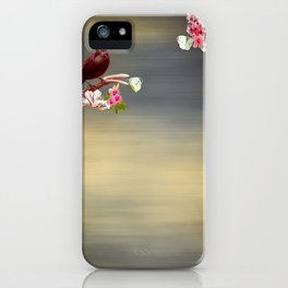 Touch of paradise iPhone Case
