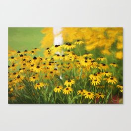 Wake Up Little Suzies Canvas Print