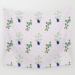 My favourite indoor plants (that I struggle keeping alive) Wall Tapestry