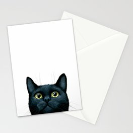 Cat 606 Stationery Cards