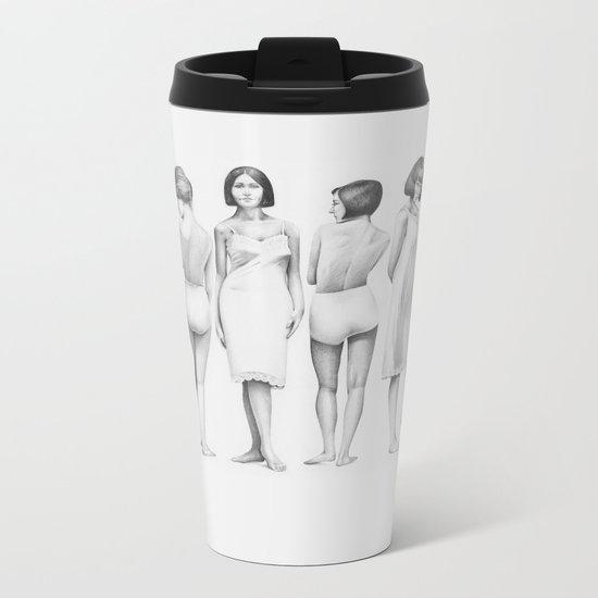 girls Metal Travel Mug