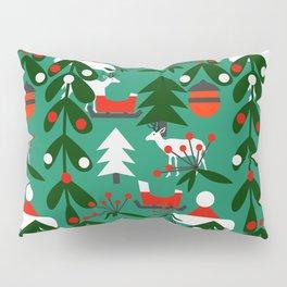 Christmas evergreens Pillow Sham