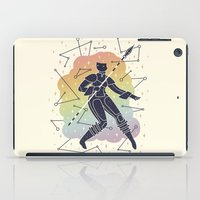 warrior iPad Cases featuring Rainbow Warrior by LordofMasks