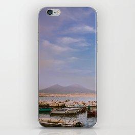 Peaceful view iPhone Skin