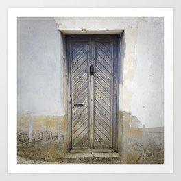 Doors of Perception 39 Art Print
