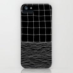 Hand Drawn Grid iPhone (5, 5s) Slim Case