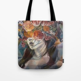 Midnight Muse Tote Bag
