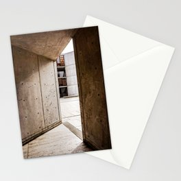 Close one door and open another Stationery Cards
