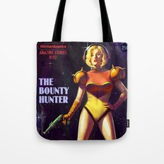 The Bounty Hunter Tote Bag