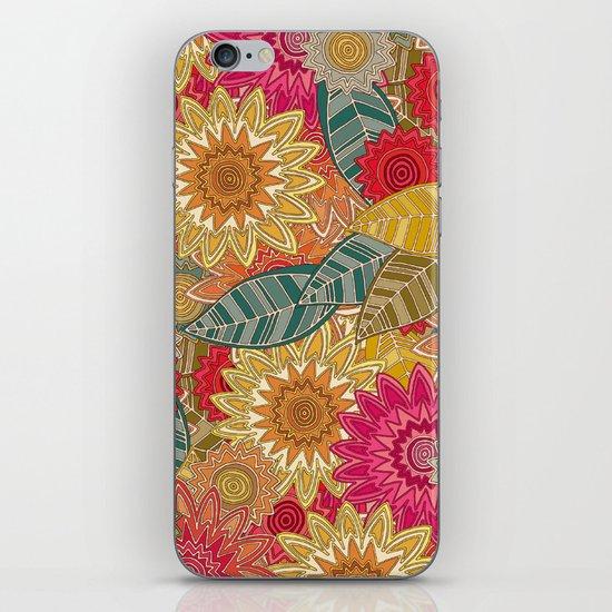 sunshine garden iPhone & iPod Skin