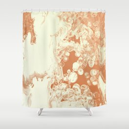 Tint - Abstract Marble Texture Series: 04 Shower Curtain