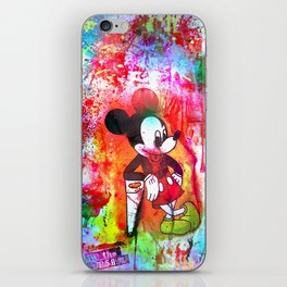 A Dream Is A Wish Your Heart Makes iPhone Skin