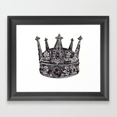 Crown #2 Framed Art Print